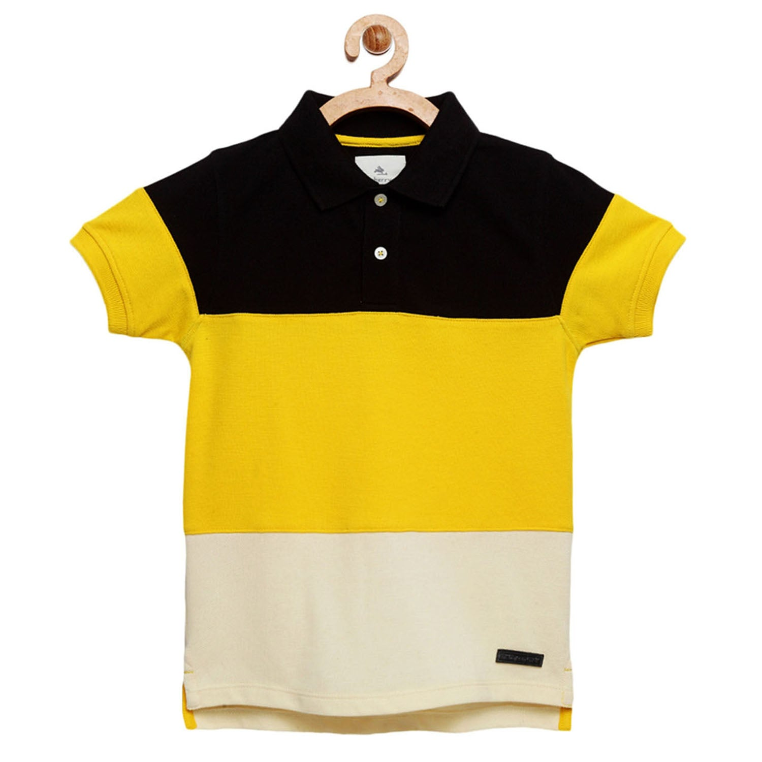Tricoloured T Shirt for Boys & Girls