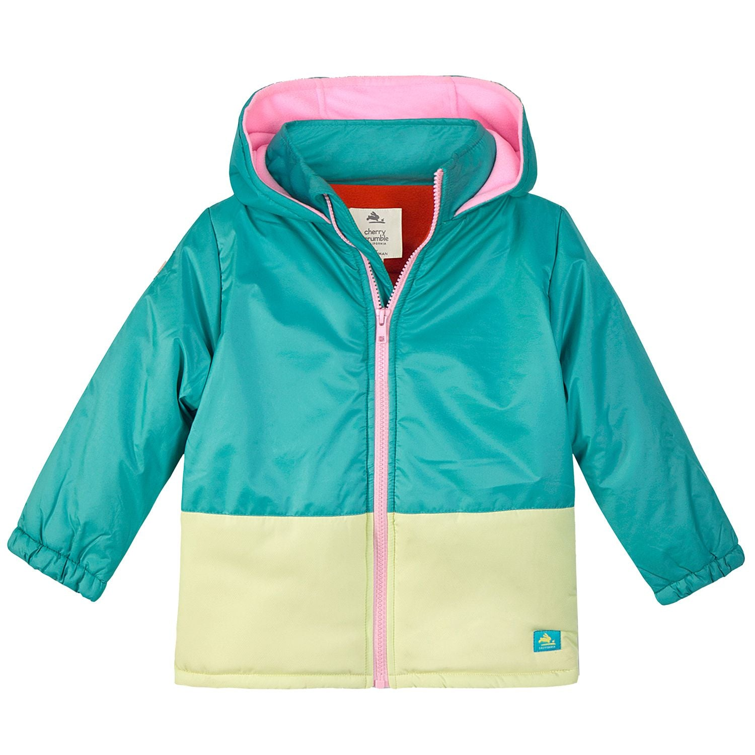 Soft Fleece Lined Puffer Jacket for Boys