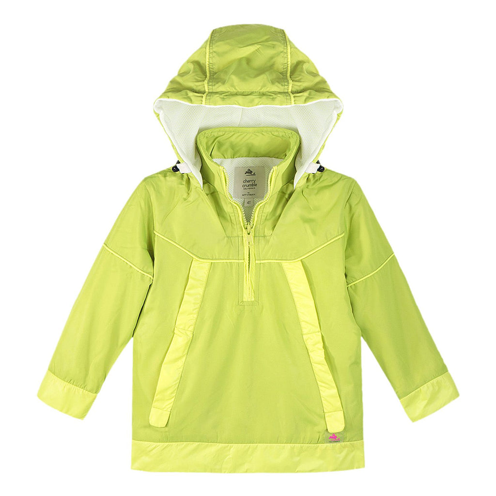 Lightweight Windbreaker With Fleece for Boys