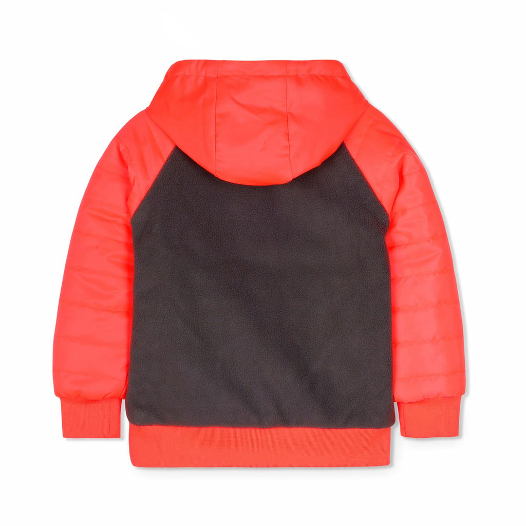 Colorblock Pull On Jacket for Boys