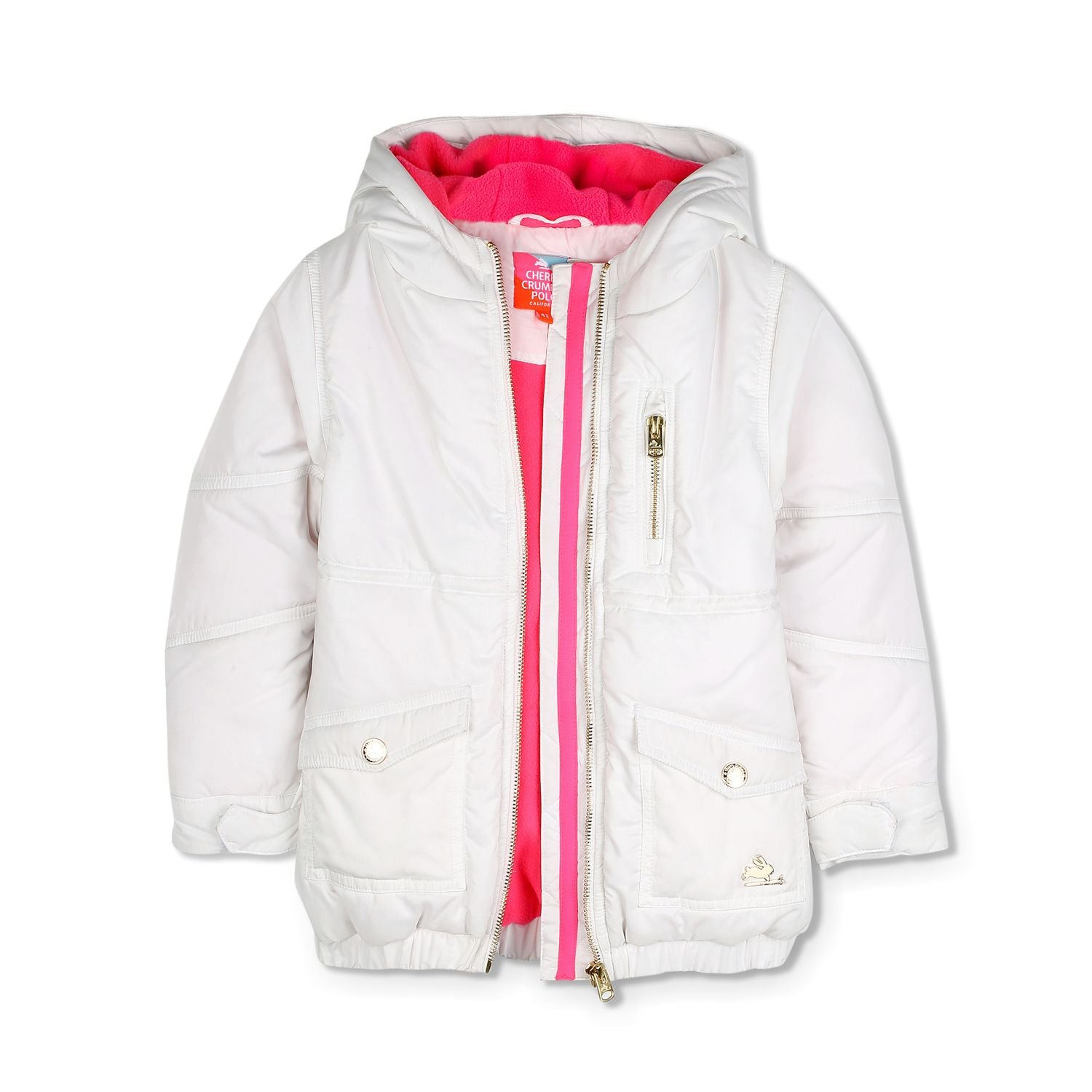 Snow Anorak Jacket for Boys