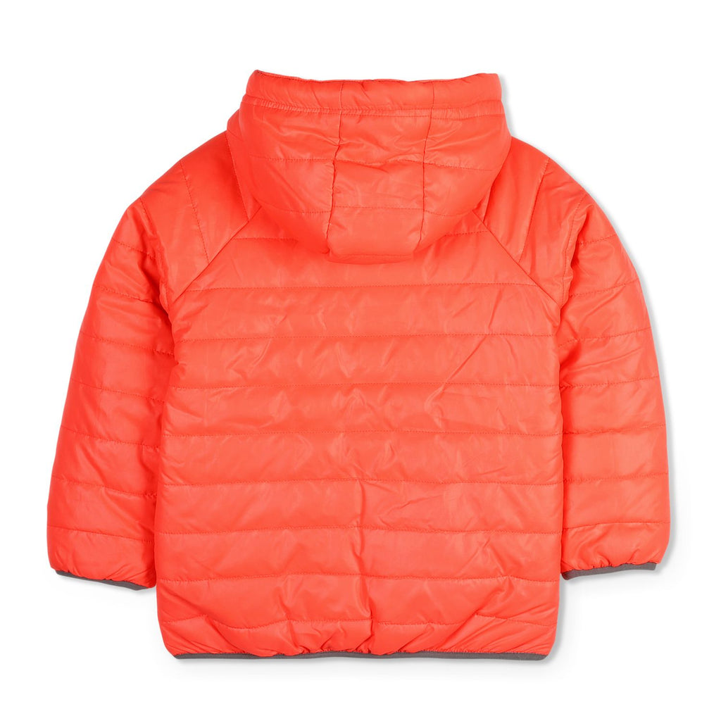 Durable Warm Jacket for Boys