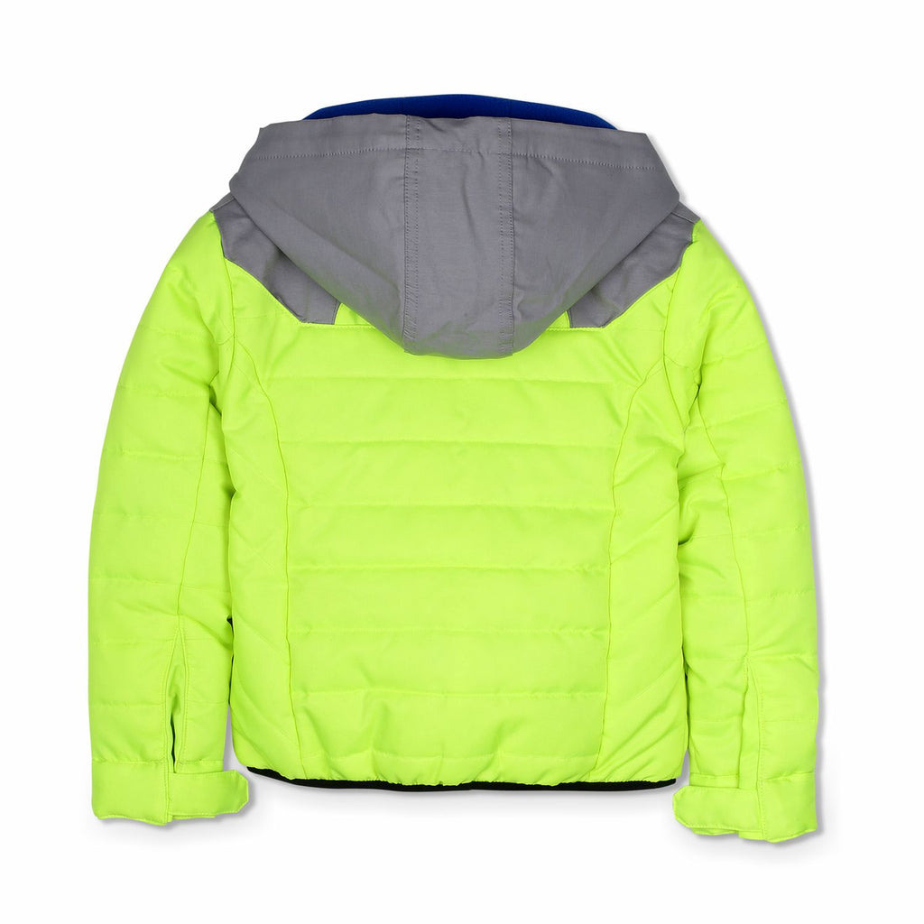 Colorblock Tracker Jacket for Boys