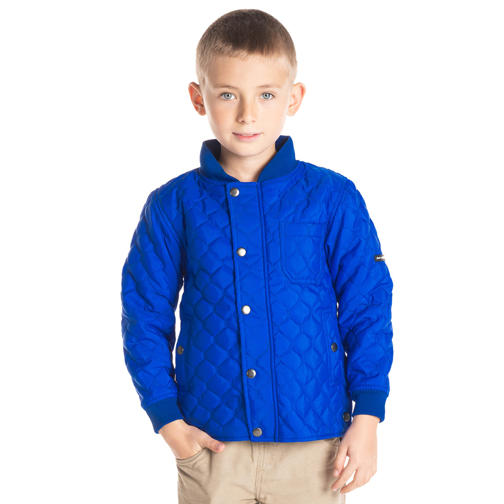 Unisex Cool blue Jacket for Kids