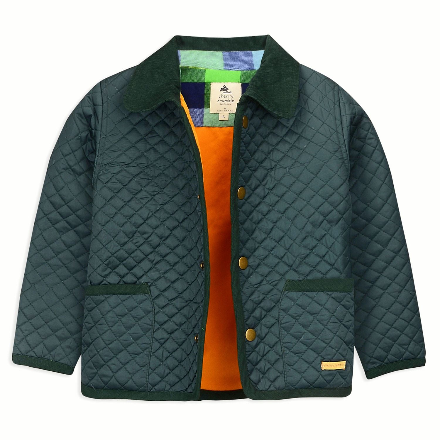 Collar Jacket for kids