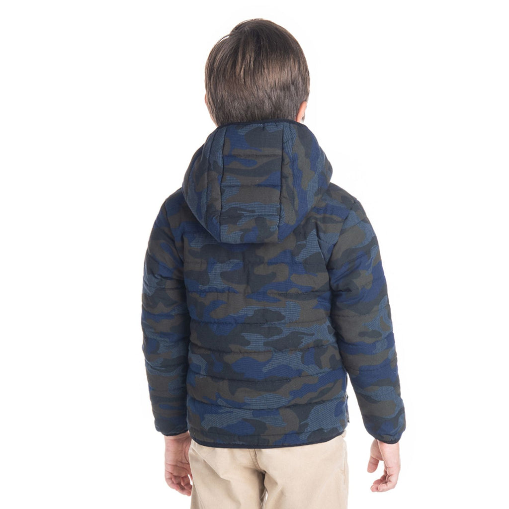 Camouflage Jacket for Boys