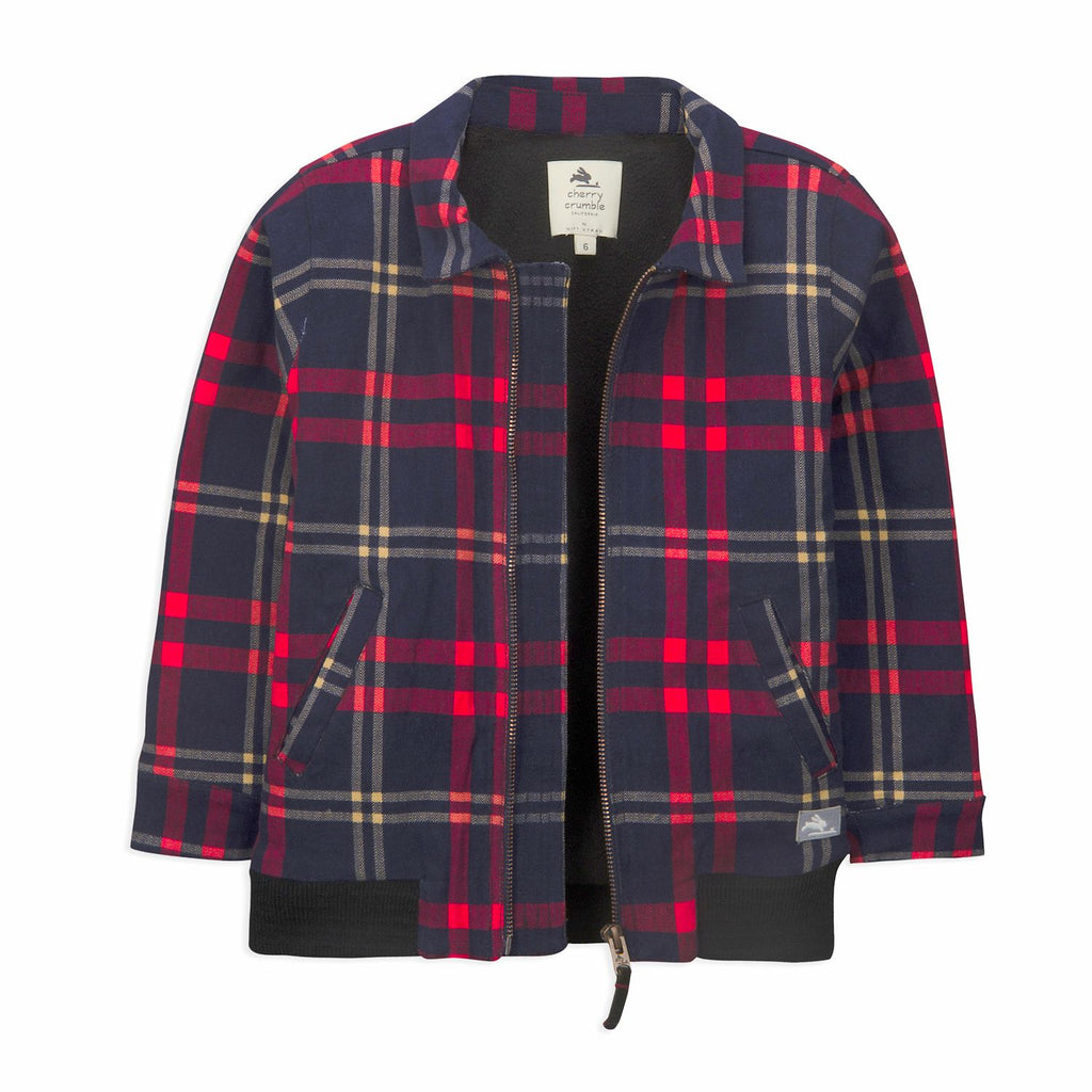 Plaid Jacket for kids
