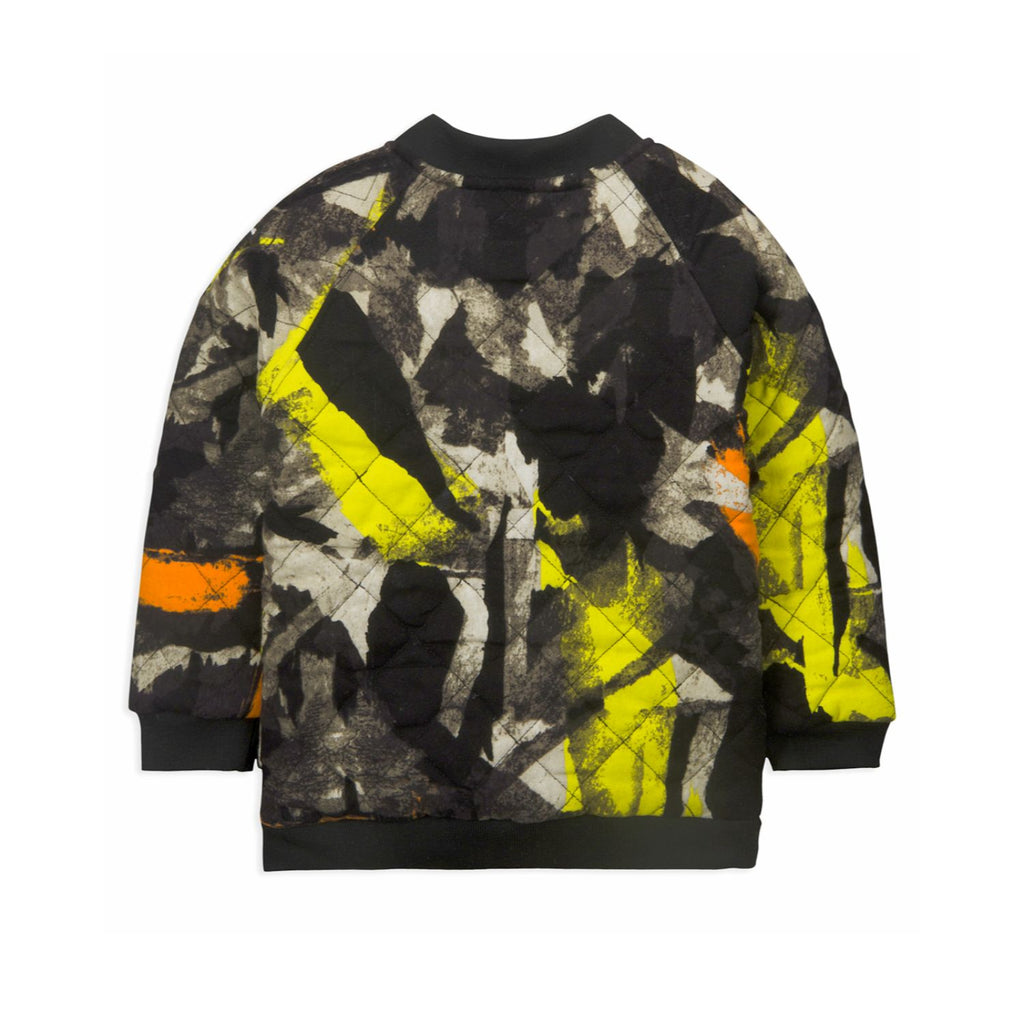 Abstract Jacket for kids