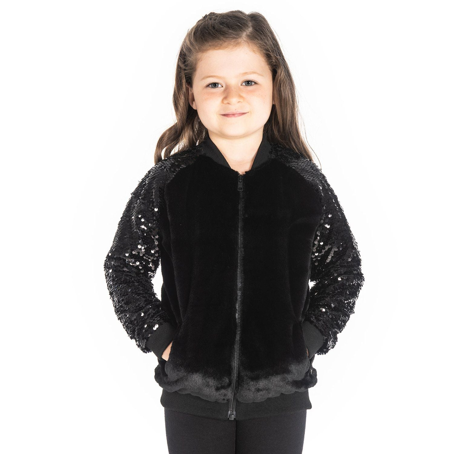 Furry Jacket for Girls