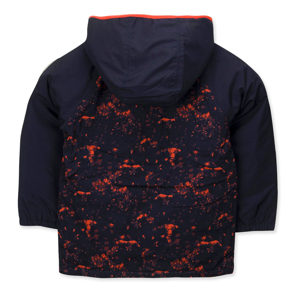 Abstract Printed Jacket for kids
