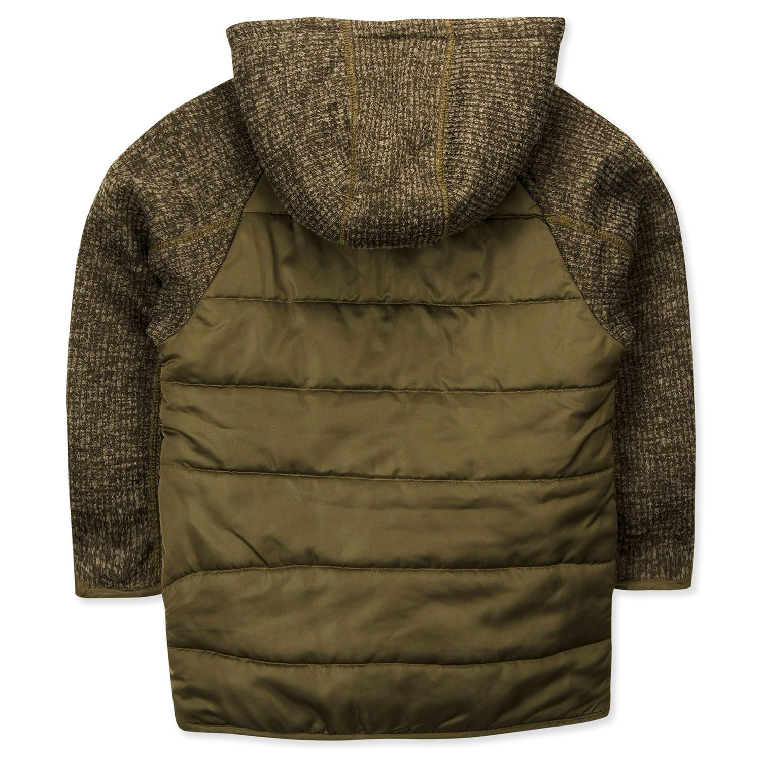 Raglan Furry Jacket for kids