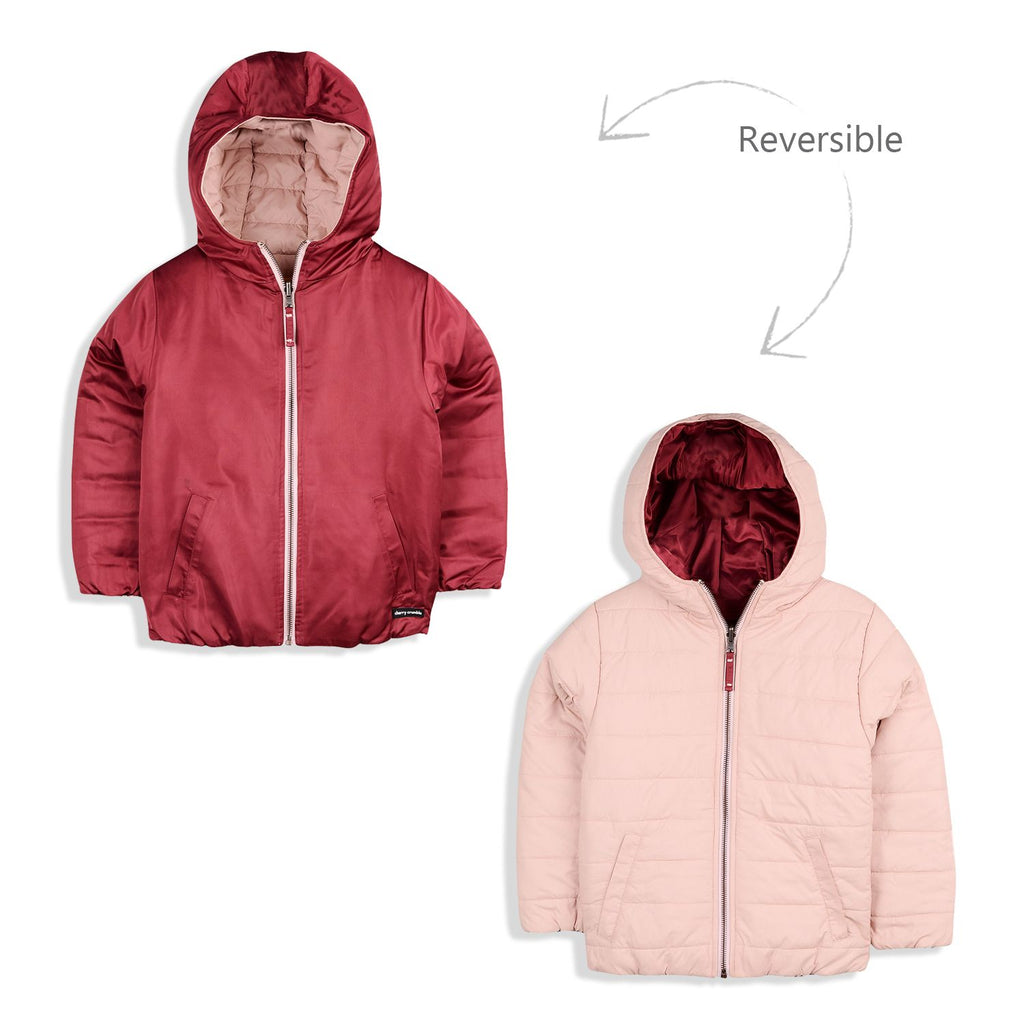 Picnic Ready Reversible Jacket for kids