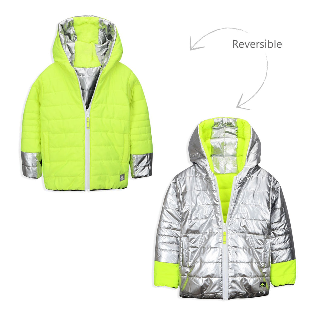 Astronaut Reversible Jacket for kids