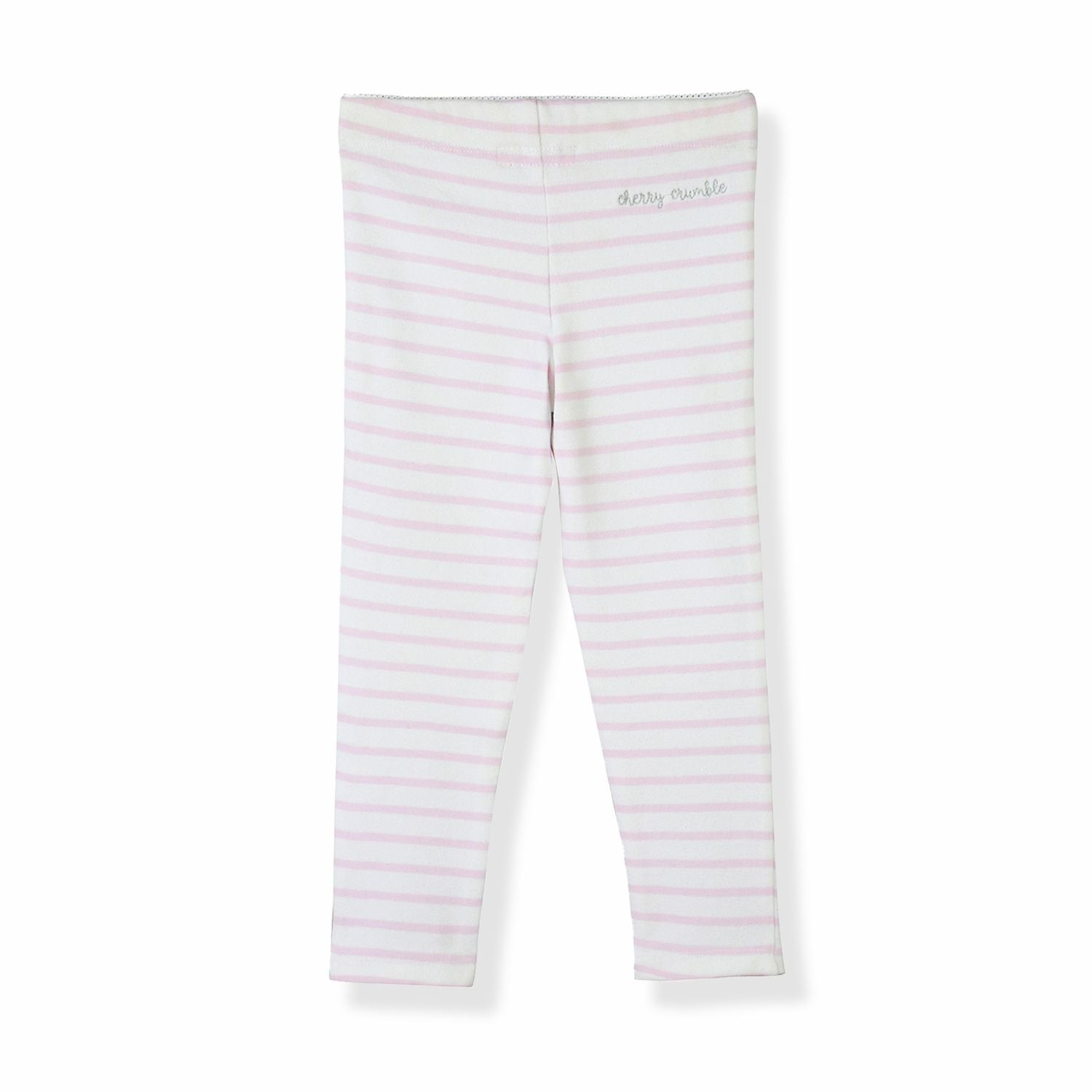 Stripy Knitted Legging for Girls