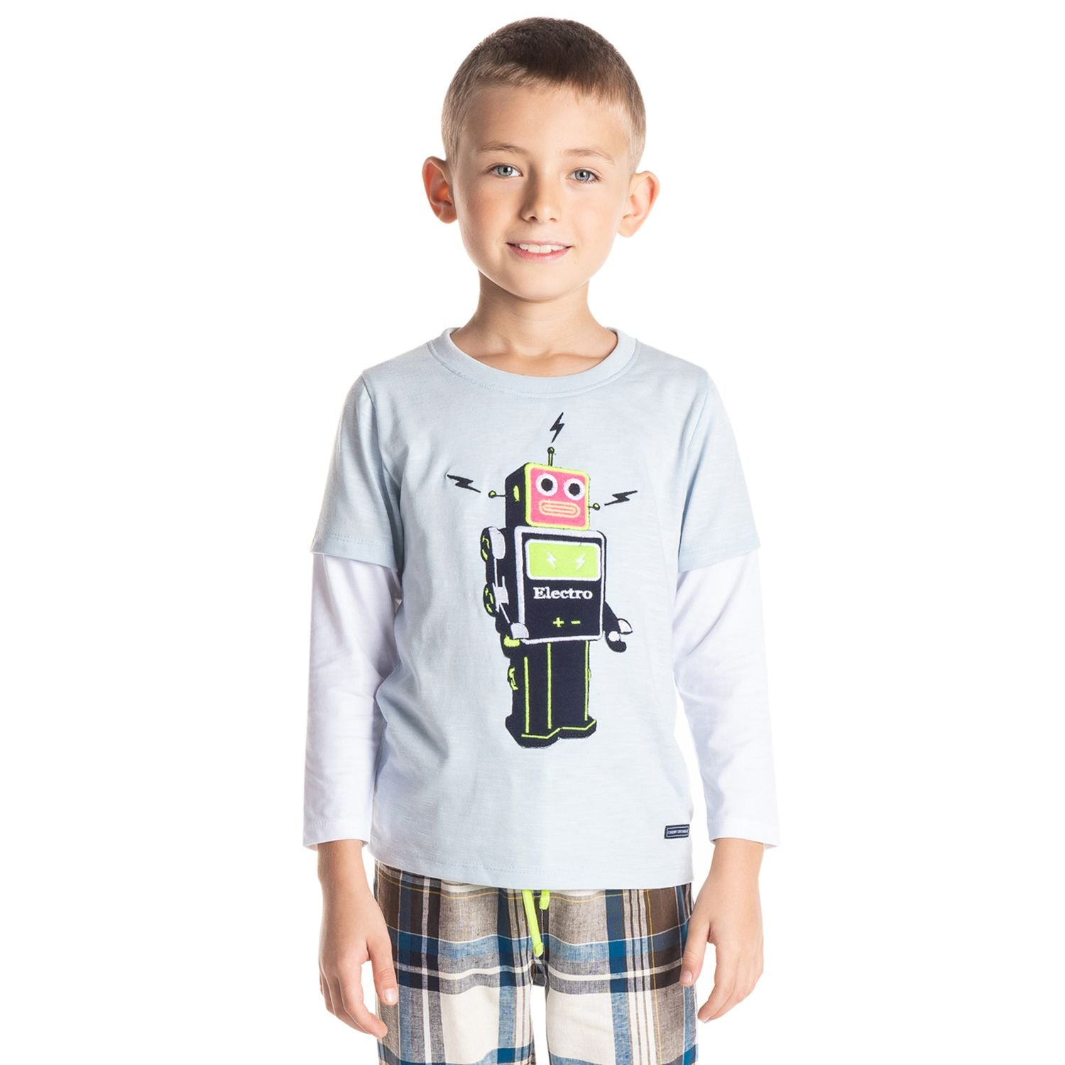 Robo PJ Set for Boys