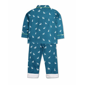All Over Deer Night Suit for kids