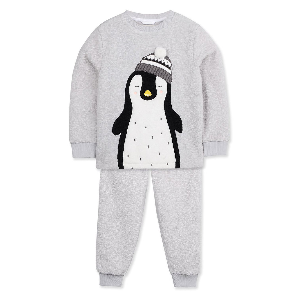 Penguin Applique Nightsuit for kids