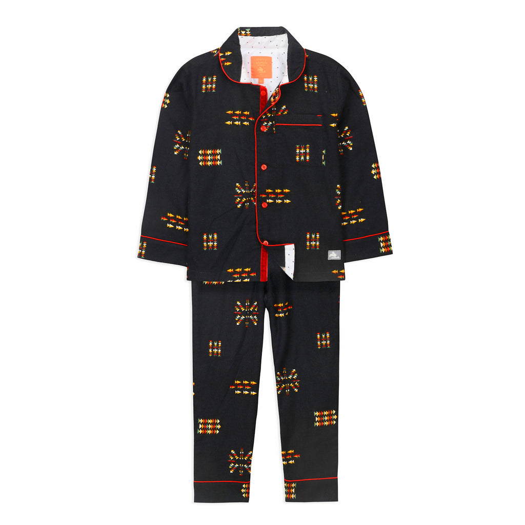 Unisex Tribe Nightsuit  for Kids