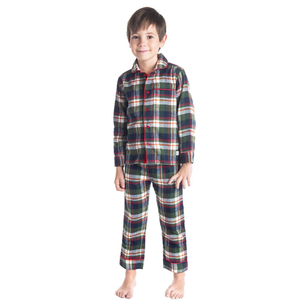 After Dark PJ Set for Boys