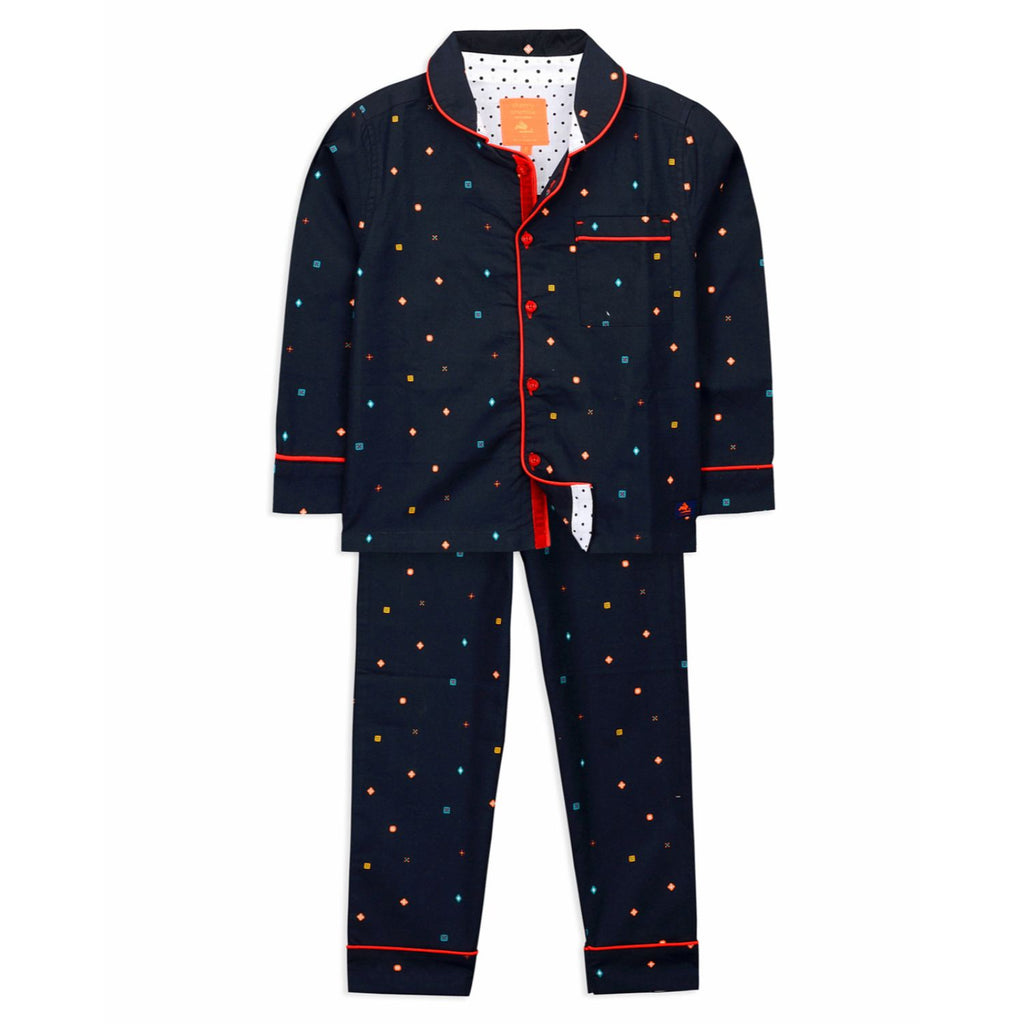 Dark Night Nightsuit for kids