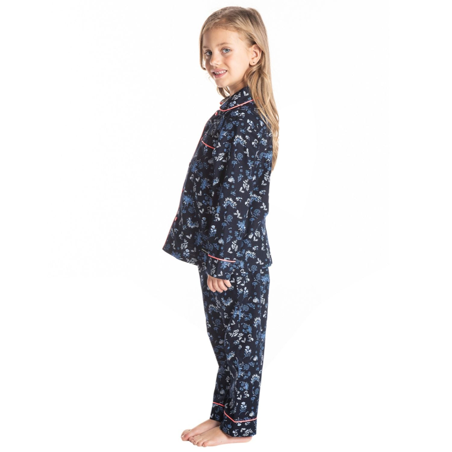 Blooming PJ Set  for Girls