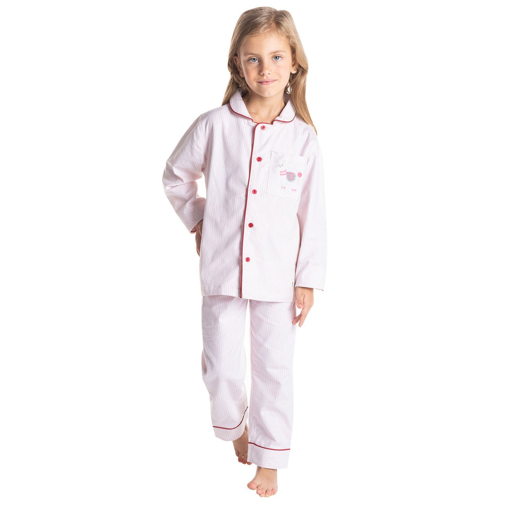 Fun Quotient Nightsuit for Girls