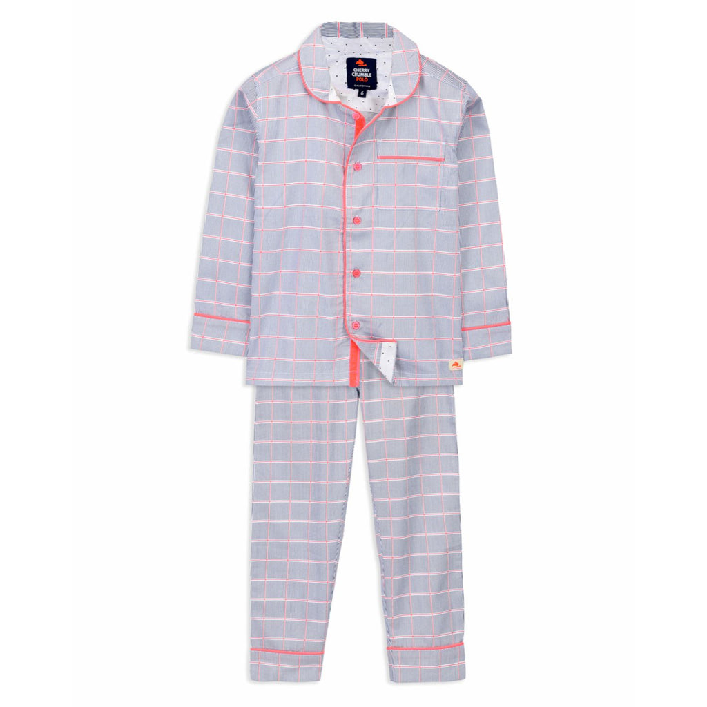 Greek PJ Set  for kids