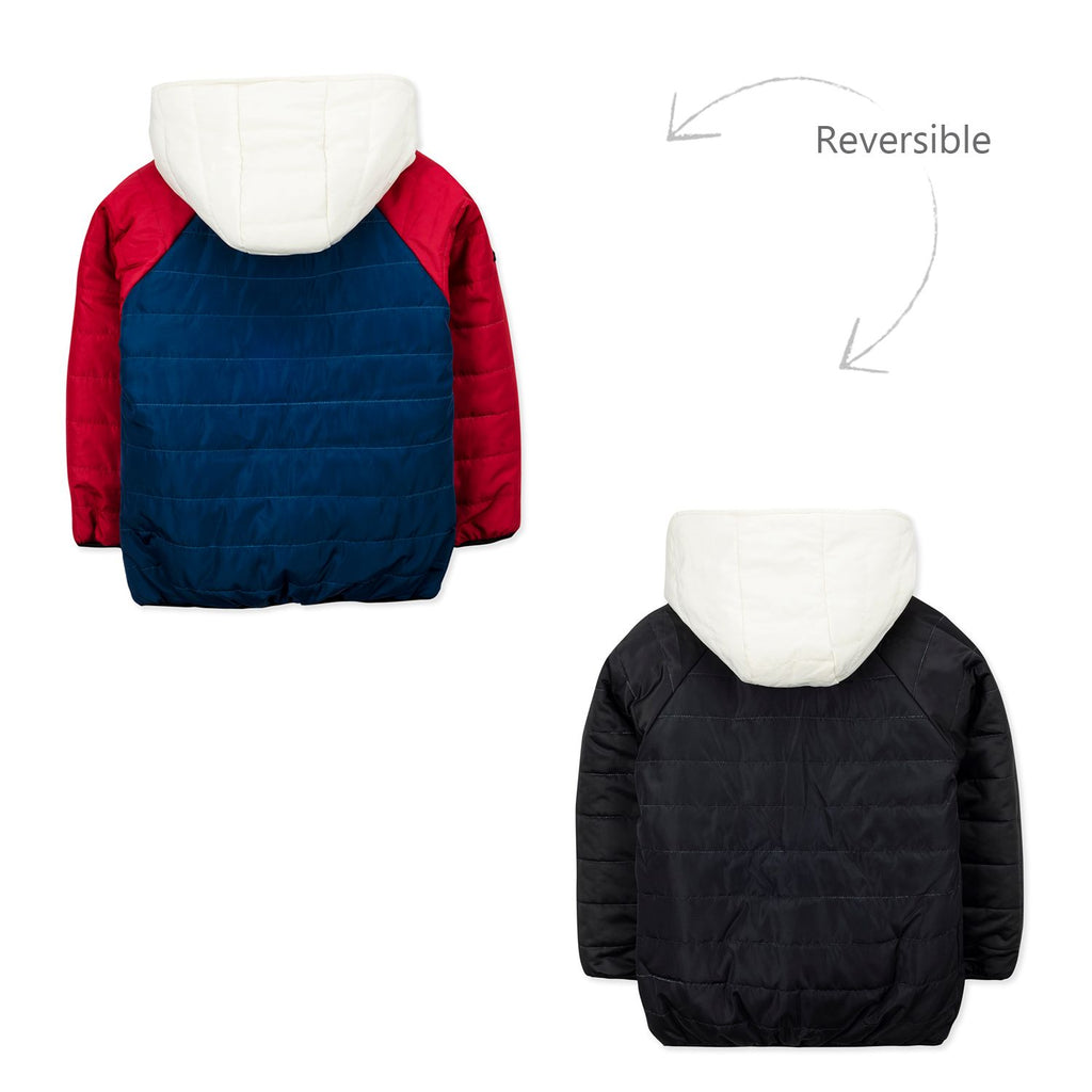 Colourblock Hoodie  for kids