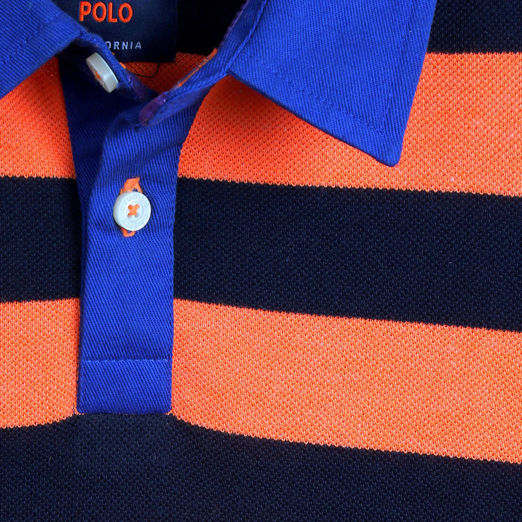 Ranger Stripe Polo for Boys