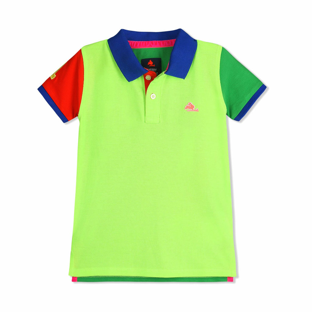 Sporty Polo for Boys