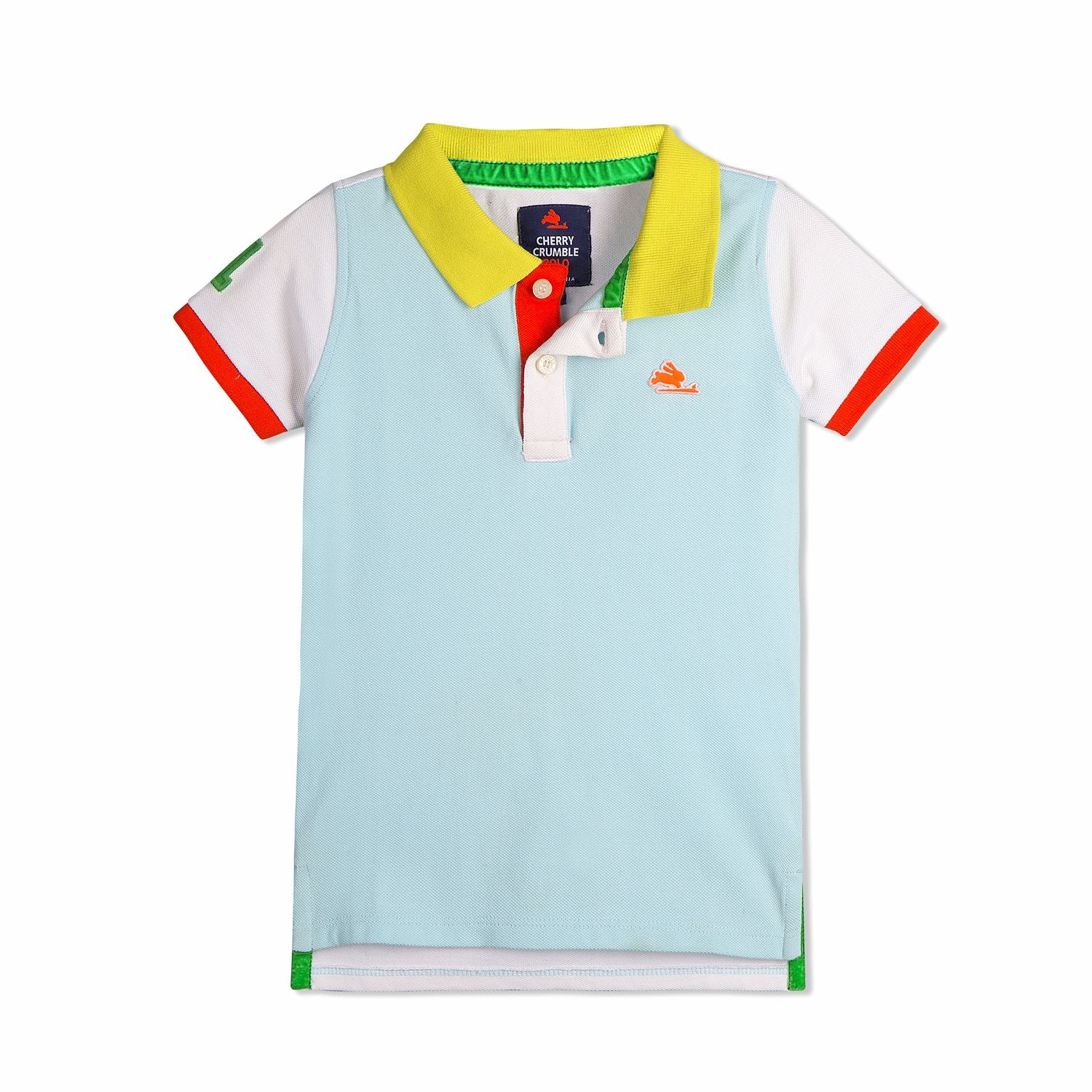 Casual Pique Polo for Boys