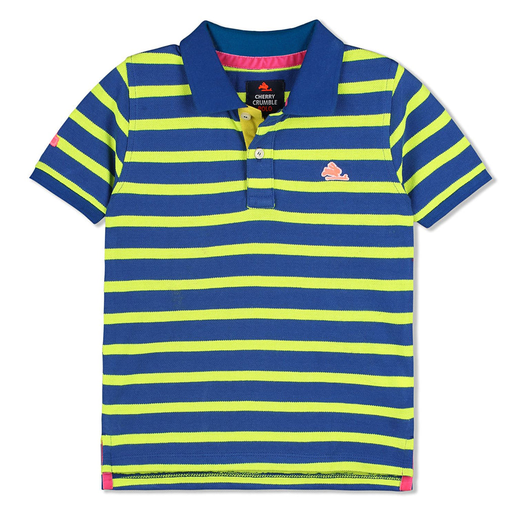 Easy Stripes Polo for Boys