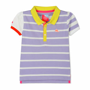 Foxy Polo for Girls
