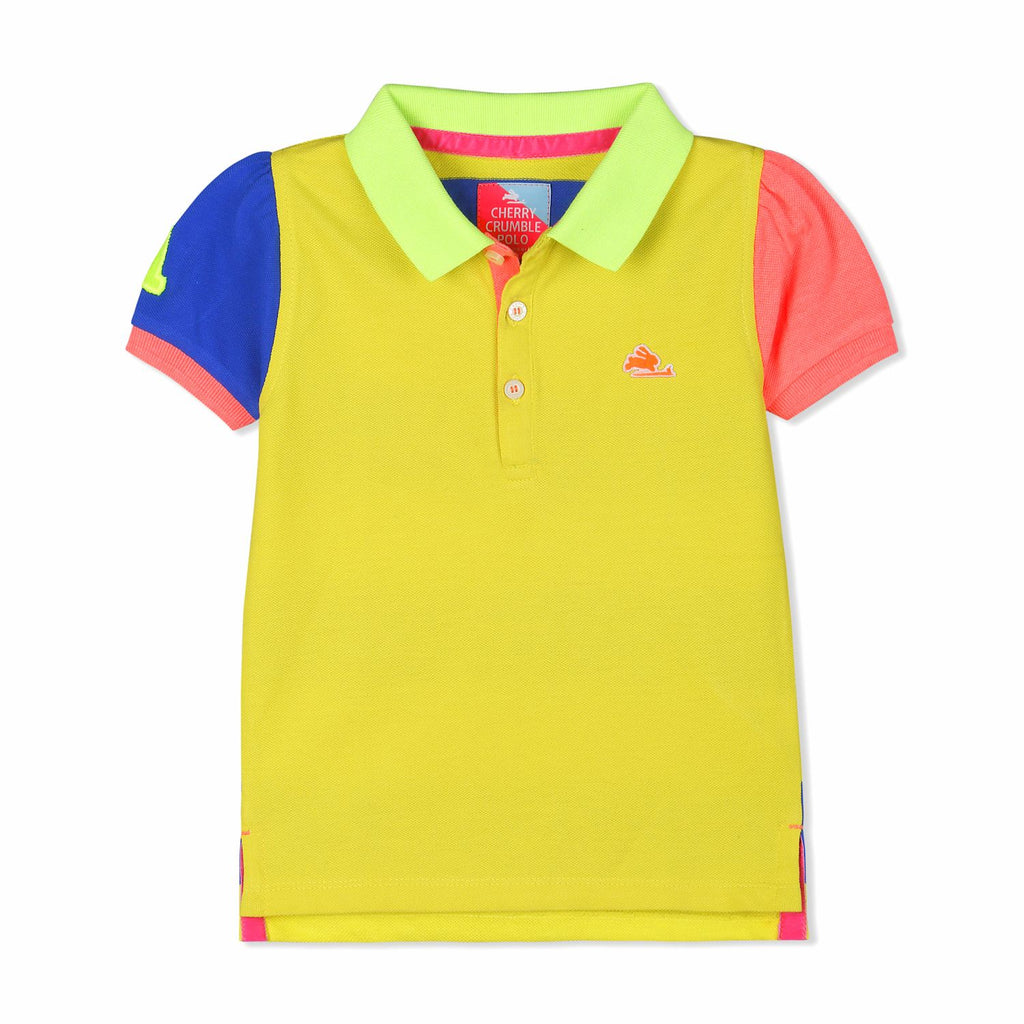 Dazzling Polo for Girls