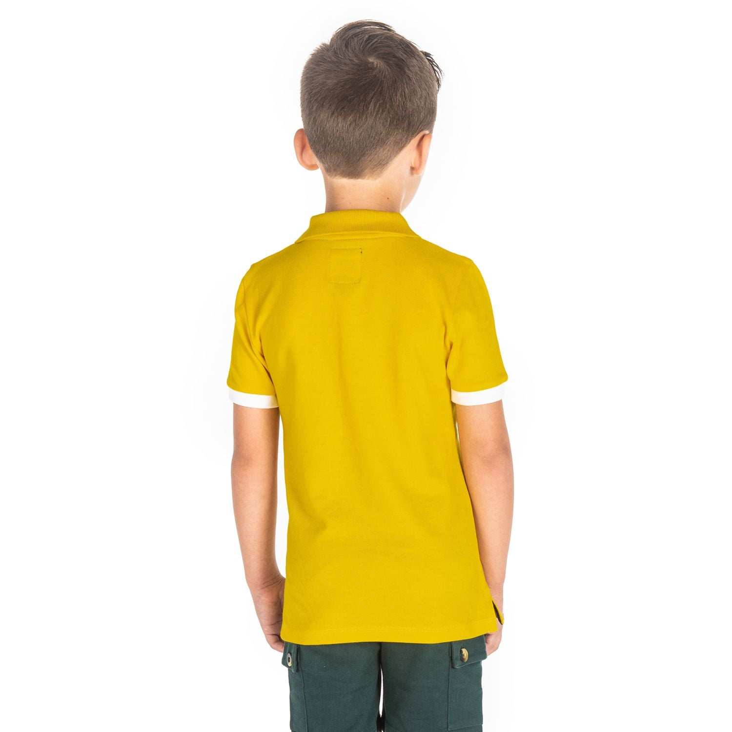 Snappy Polo for Boys