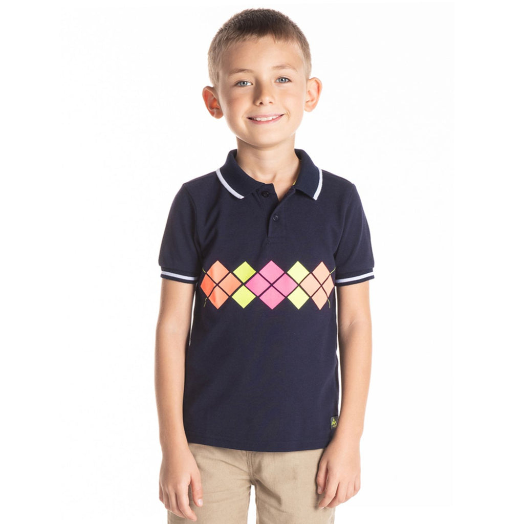Diamond Polo for Boys
