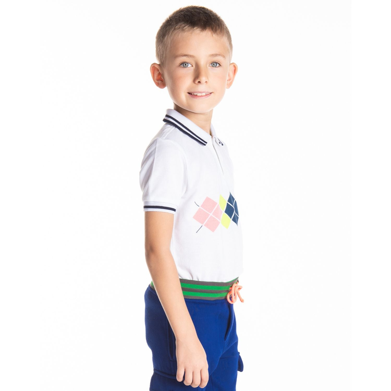 Shade Polo for Boys