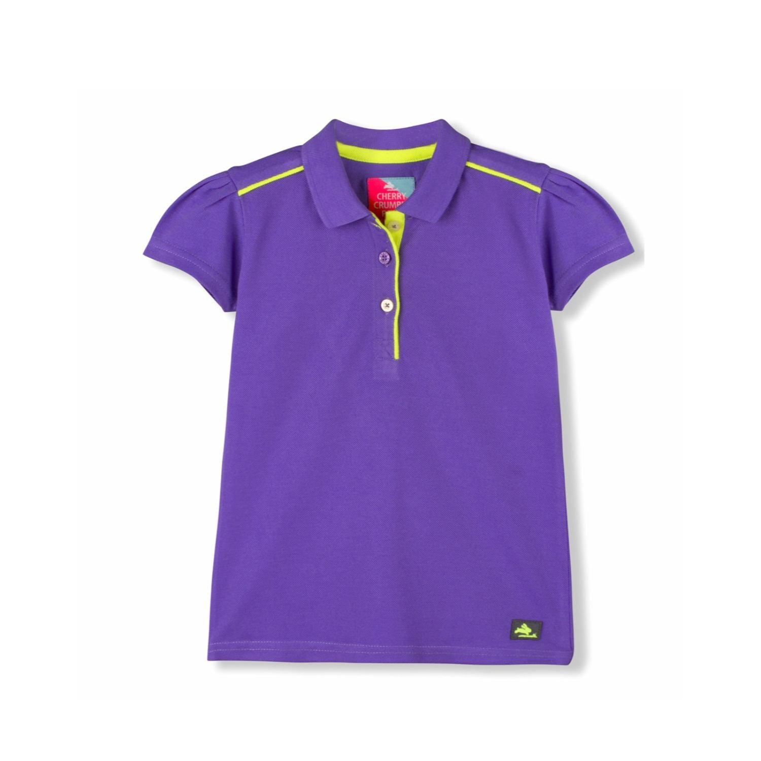 Fancy Polo Shirt for Girls