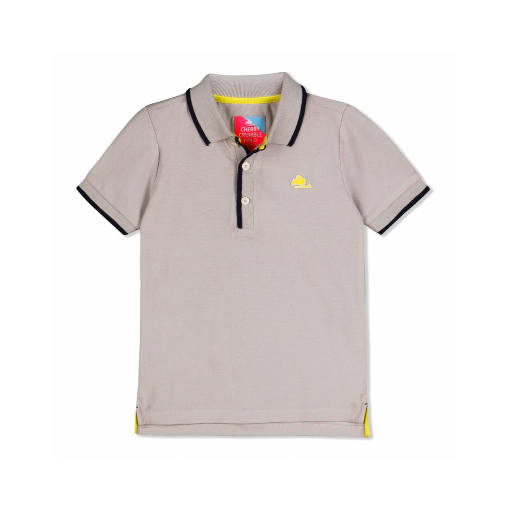 Capital Mesh Polo for Boys