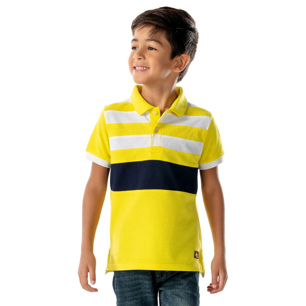 Brass Polo for Boys