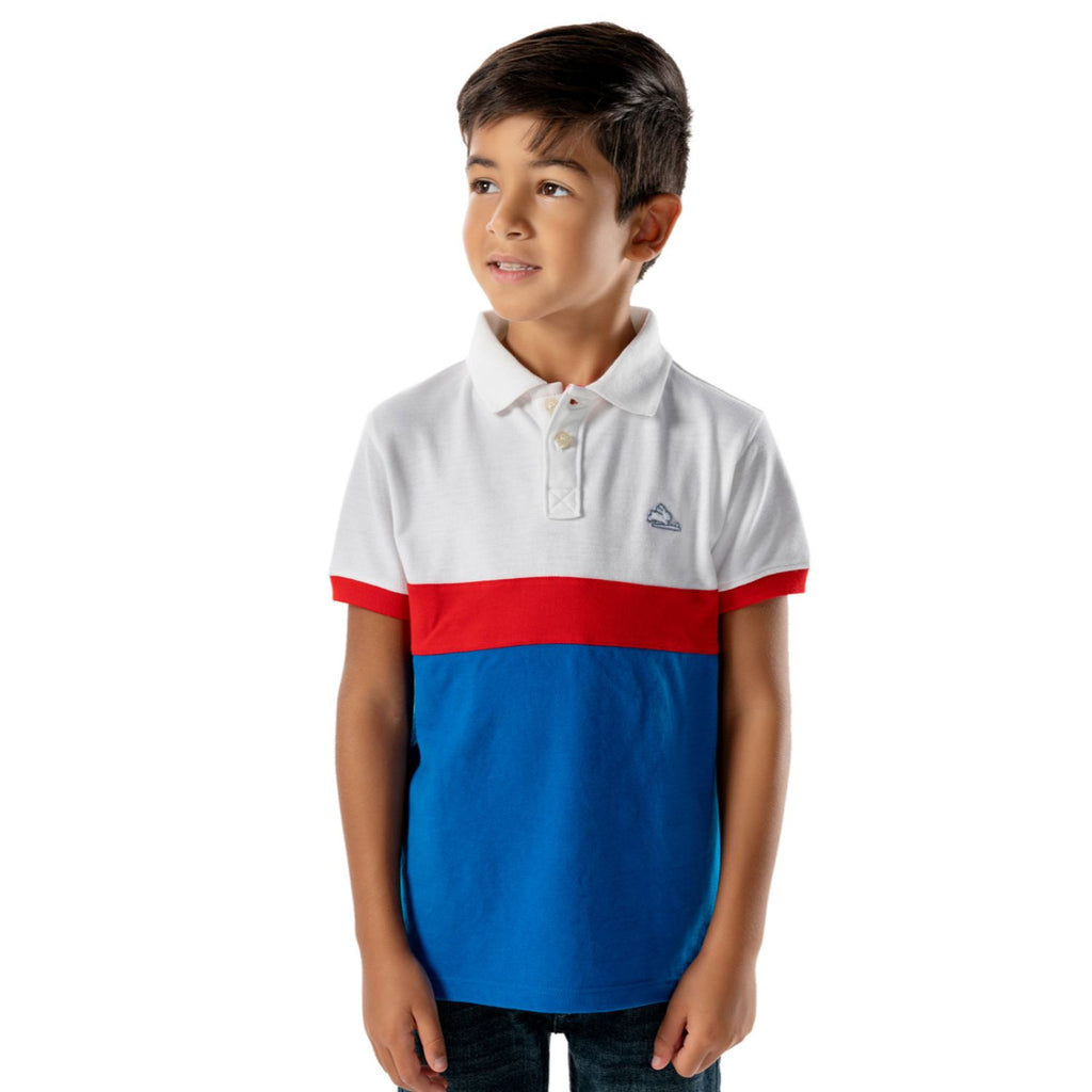 Boho Polo for Boys