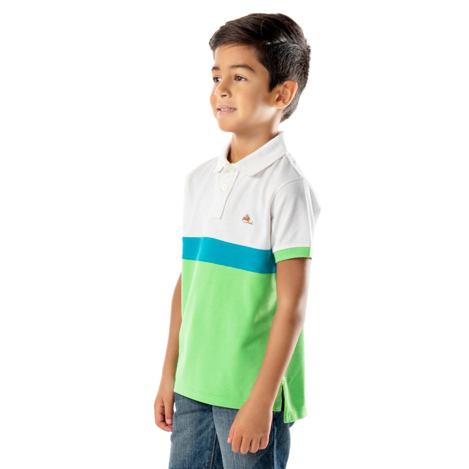 Greek Polo for Boys