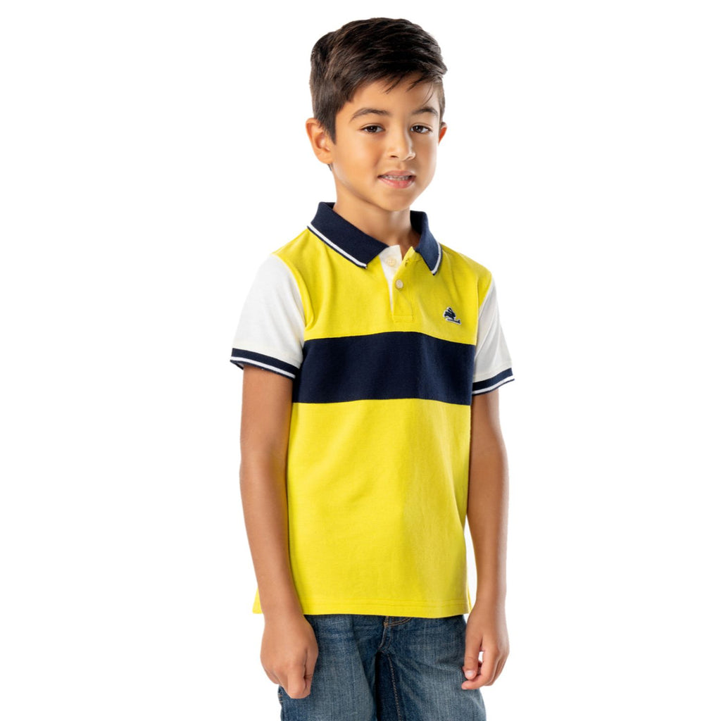 Rising Polo for Boys
