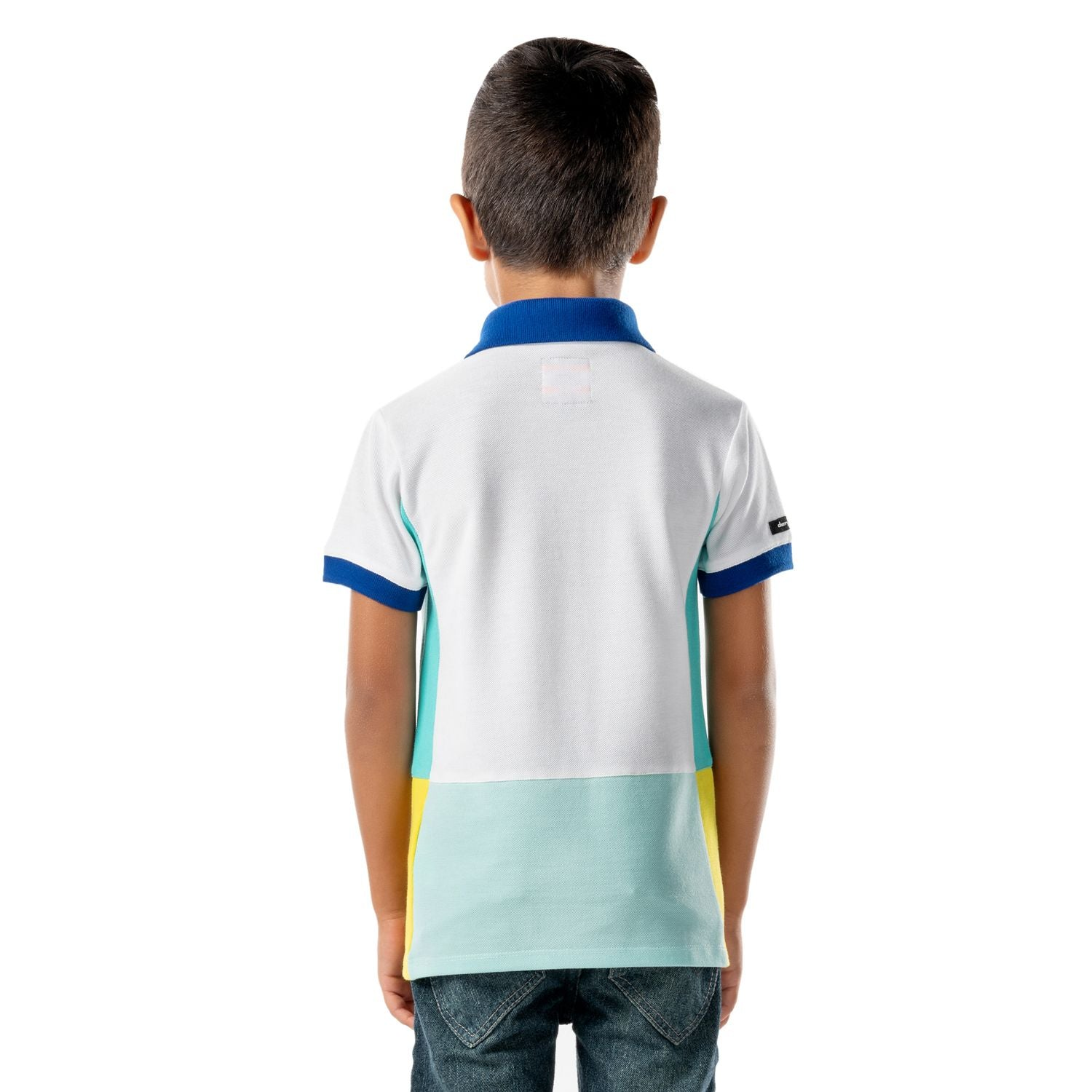 Plush Polo for Boys