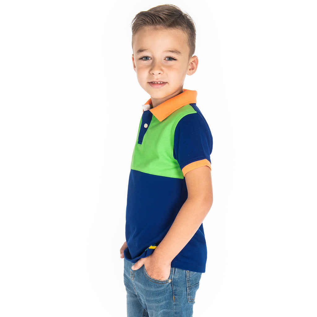 Teaser Polo t-shirt For Boys