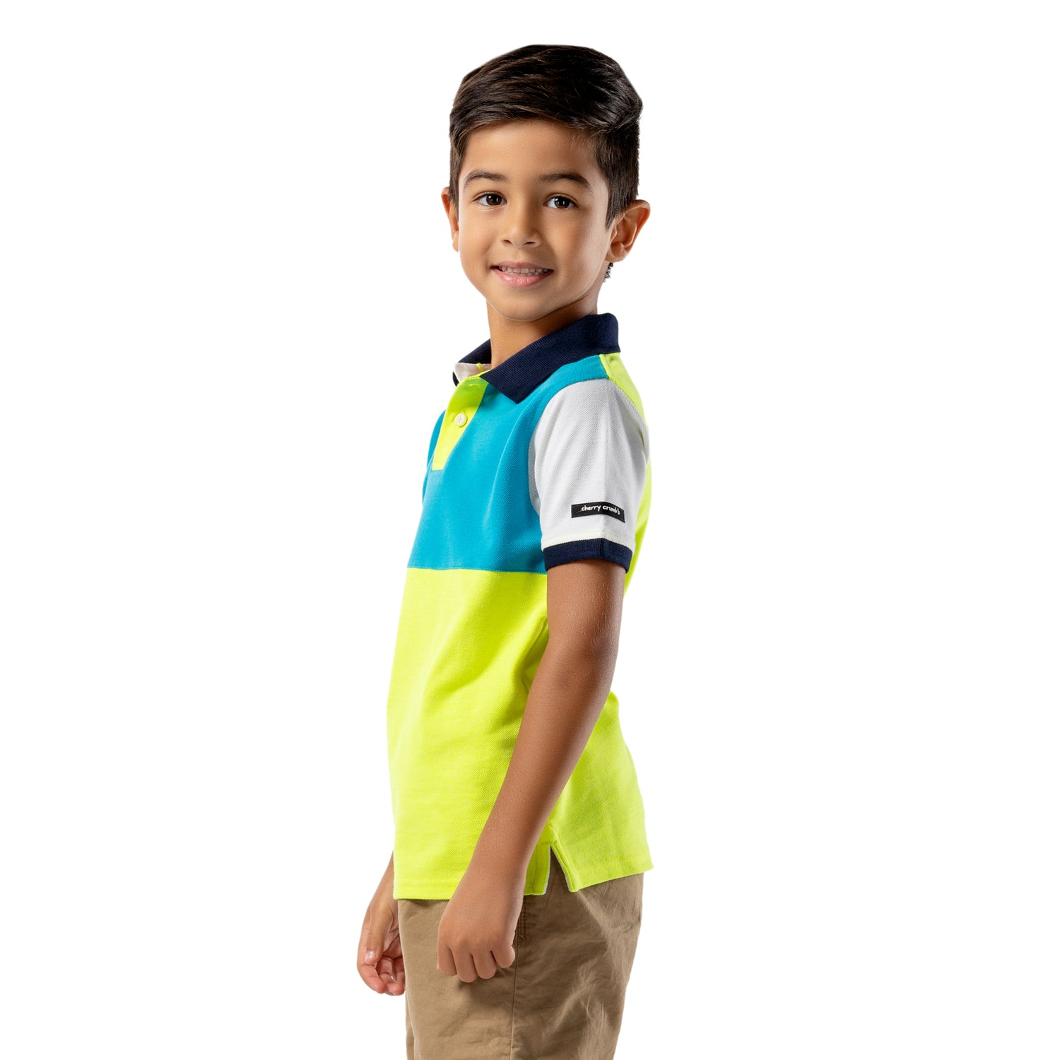Roger Polo t-shirt For Boys