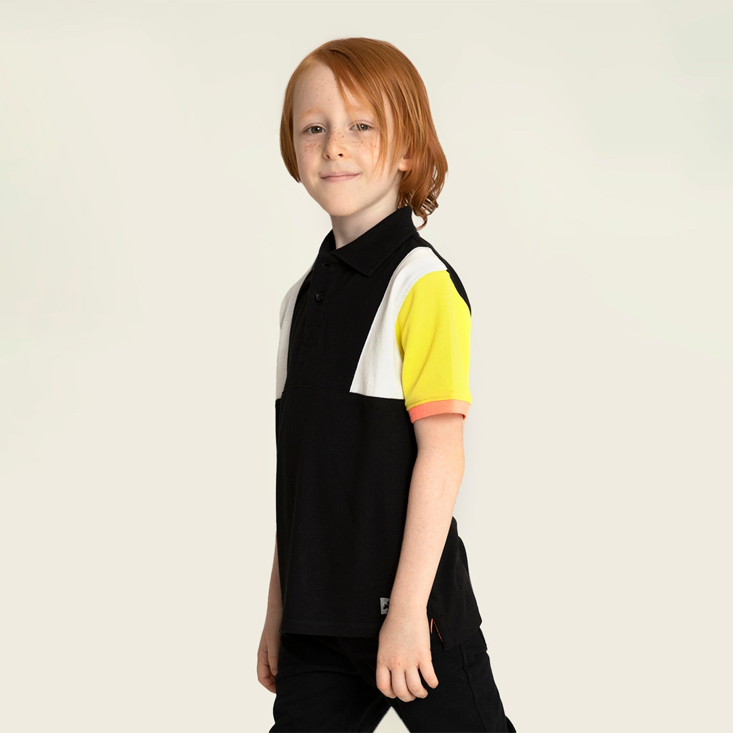 Kids-Black-Orchid-Polo