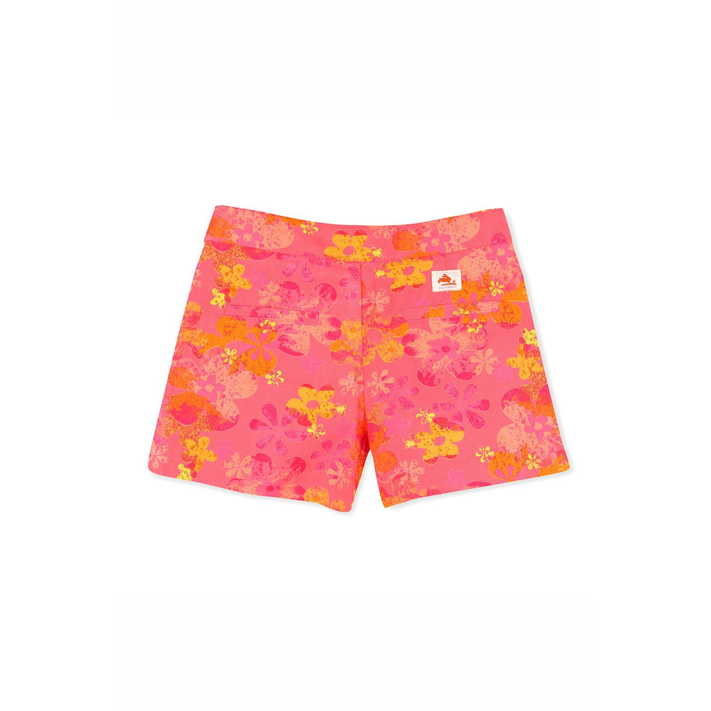 Premium Cotton Printed Shorts for Girls