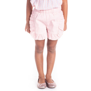 Ruffled Shorts for Girls