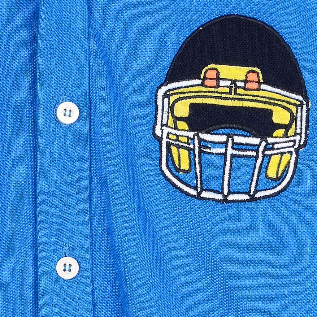 Helmet shirt for kids